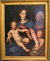 Bronzino, madonna col bambino e s. giovannino, 1560 ca., Q466.JPG