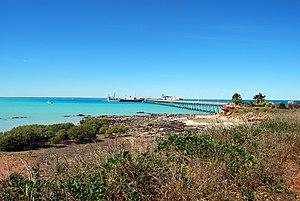 Broome, Western Australia - Broome jetty