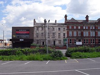 Liverpool Muslim Institute - Brougham Terrace in 2007