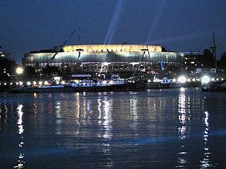 concert hall in Linz, Upper Austria