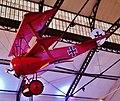Bruxelles Musée Royal de l'Armée Flugzeug 25.jpg