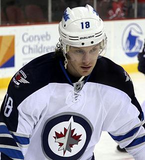 Bryan Little Canadian ice hockey player