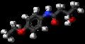 Bucetin molecule ball.png