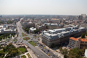 Largest capital cities of the European Union - Bucharest (8272280073)