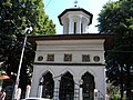 Bucuresti, Romania, Str. Batistei nr. 21 si Str. General Praporgescu David nr. 2; Biserica Adormirea Sfintei Ana; B-II-m-A -18095 (3).JPG
