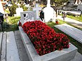 Bucuresti, Romania. Cimitirul Bellu Catolic. Mormantul compozitorului Dan Iagnov. 21.10.2017.jpg