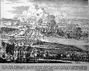 Siege of Buda (1541) - Image: Budavár ostroma 1541