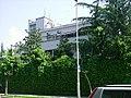 Budova ceske ambasady v Tirane se subtropickou zahradou.jpg