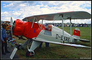 Bücker Bü 133 - Bücker Bü 133 Jungmeister in civilian ownership
