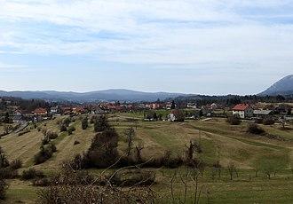 Bukovje, Postojna - Image: Bukovje Postojna Slovenia 2