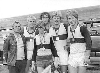 Wolfgang Mager East German rower