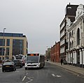 Bus, Haymarket St - geograph.org.uk - 1665653.jpg