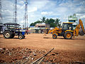 Bus stand construction,veragunoor taluk,Perambalur district,Tamil Nadu84.jpg