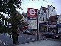 Bus stop on Regents Park Road - geograph.org.uk - 2456665.jpg