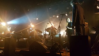 Bushmans Revenge Norwegian jazz and progressive rock band