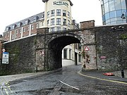 Butcher Gate, Derry - geograph.org.uk - 1455509