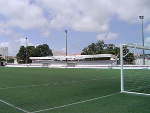 CD Operário - Image: CD Operário Main Stand 2