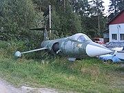 CF-104 RNOAF 886