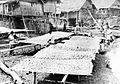 COLLECTIE TROPENMUSEUM Droogplaats van gezouten vis te Senkang Zuid Celebes TMnr 10014139.jpg