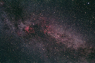 Cherry Springs State Park - Up to 10,000 stars, such as these in the constellation Cygnus, can be seen from the park