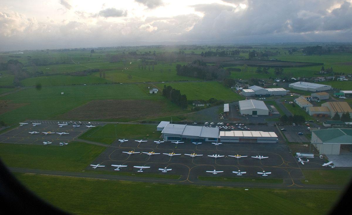 Nowa Zelandia Strzelanina Wikipedia: Port Lotniczy Hamilton (Nowa Zelandia)