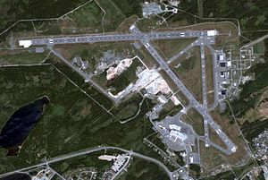 St. John's International Airport - Image: CYYT