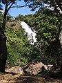 Cachoeira do Pretos possuí este nome devido a várias lendas associadas desde o tempo da escravidão. Alguns contam que escravos se jogavam da cachoeira em forma de protesto, preferindo a morte a escravidão - panoramio.jpg