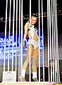Cage dancing girl at Igromir 2011 (6219872604).jpg