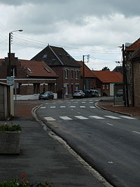 Cagnicourt - Rue du général de Gaulle.JPG