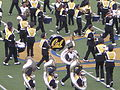 Cal Band performing pregame at EWU at Cal 2009-09-12 10.JPG