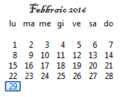 Calendario Febbraio 2016.png