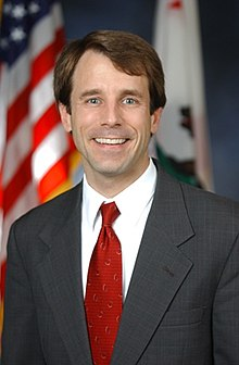 California Insurance Commissioner Dave Jones -- PD-CAGov.jpg