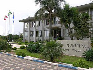 Campos Novos - City hall