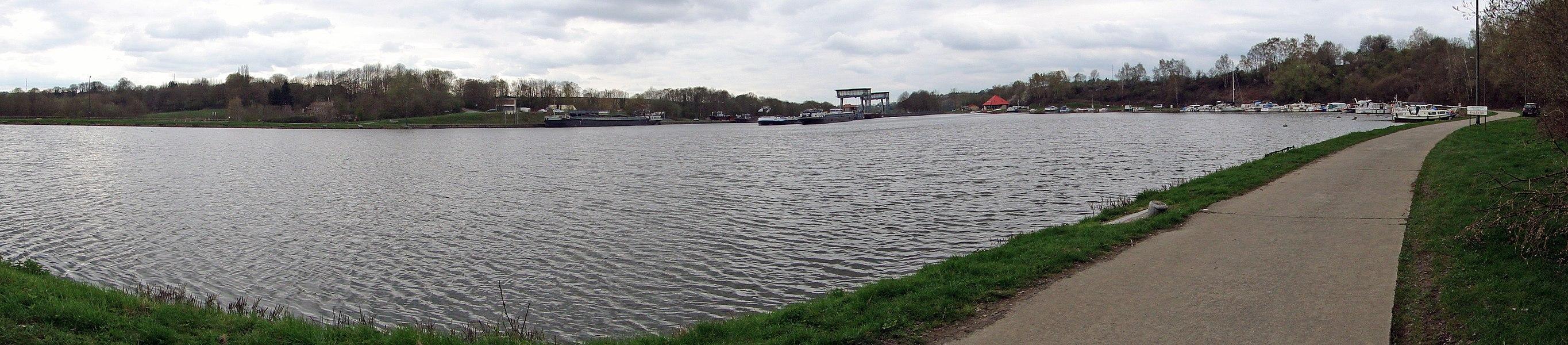 Canal Charleroi Bruxelles