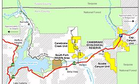 Canebrake Ecological Reserve map.jpg