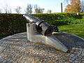 Cannon of 1877 in Daugavpils fortress (2).JPG