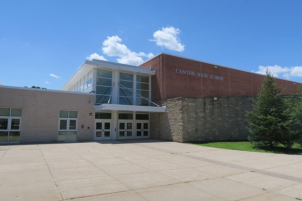 Canton High School, Canton MA