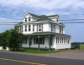 Cap-Pelé, New Brunswick - House in Cap-Pelé