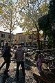 Carcassonne - La Cité - Place Marcou - View SW.jpg