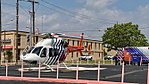 CareFlite Bell 429 and ground ambulance..jpg