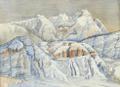 Carl Johan Forsberg - Monte S. Angelo Penisola di Sorrento - 1921.png