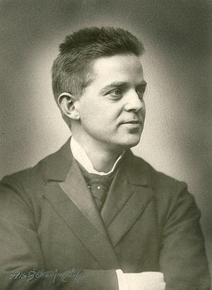 Maskarade - Carl Nielsen in 1901