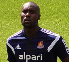 Carlton Cole West Ham August 2014.jpg