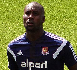 Carlton Cole English footballer