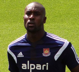 Carlton Cole - Cole training with West Ham United in 2014