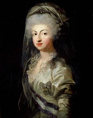 Princess Carolina of Parma - Image: Caroline of Parma, hereditary princess of Saxony
