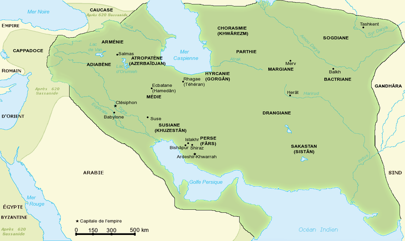 Bonaparte meurt à Malte 800px-Carte_empire_Sassanide