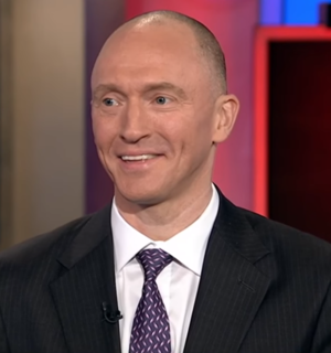 Carter Page - Image: Carter Page MSNBC June 2017 You Tube