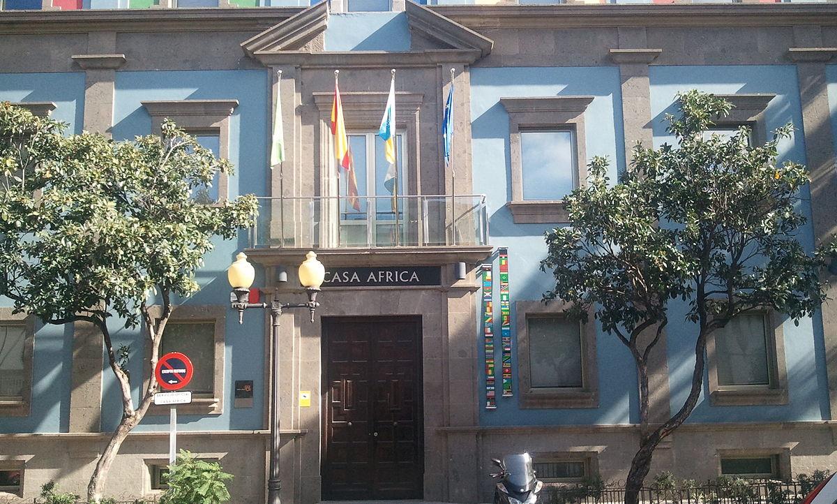 Casa frica wikipedia la enciclopedia libre - Casa activa las palmas ...