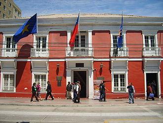 Copiapó - Copiapo Culture House (Casa de la Cultura de Copiapo)